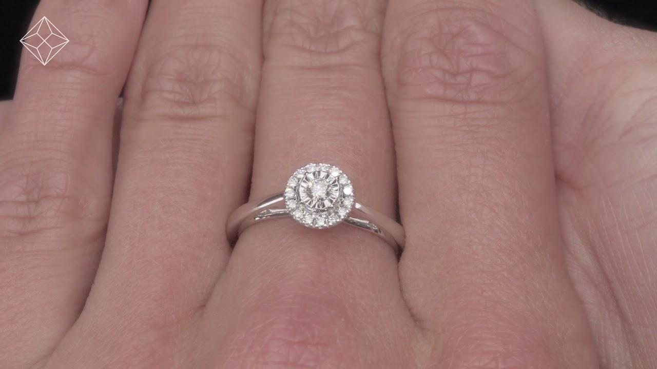 .50 carat Illusion Set Diamond Eternity Band