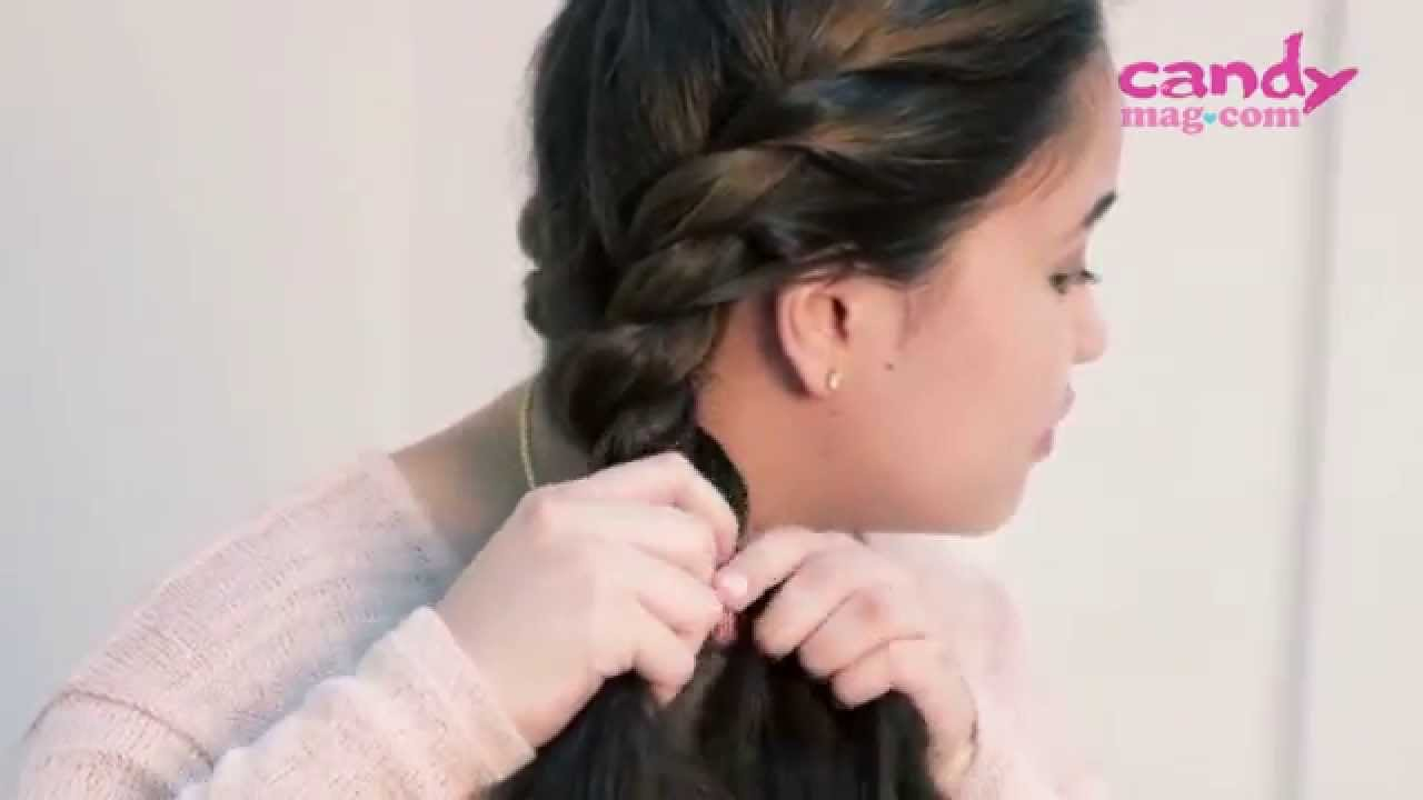 How To Create A Side Rope Braid