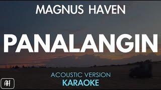 Magnus Haven Panalangin Karaoke Acoustic Instrumental