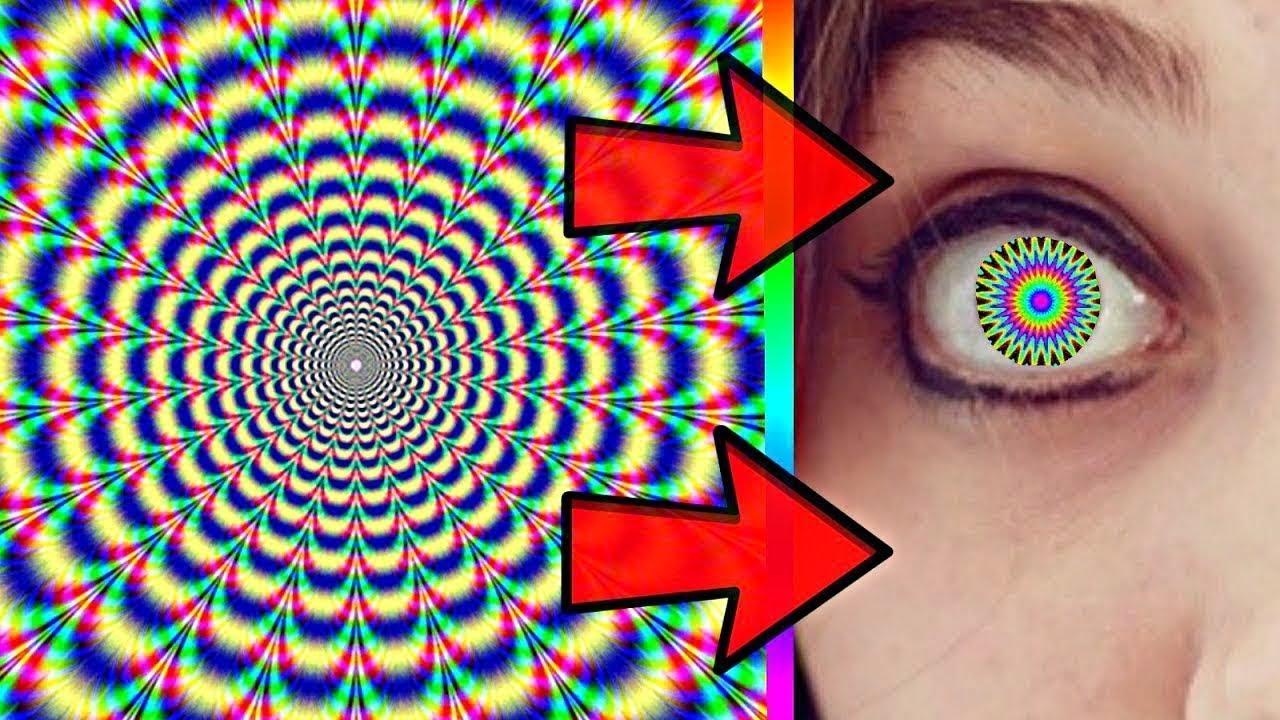 viziunea a căzut pe ochiul stâng)