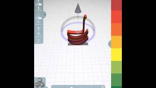 Morphi tutorial: a rocking chair