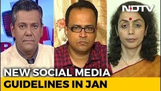 Left, Right & Centre   Privacy vs Security: New Social Media Guidelines In January