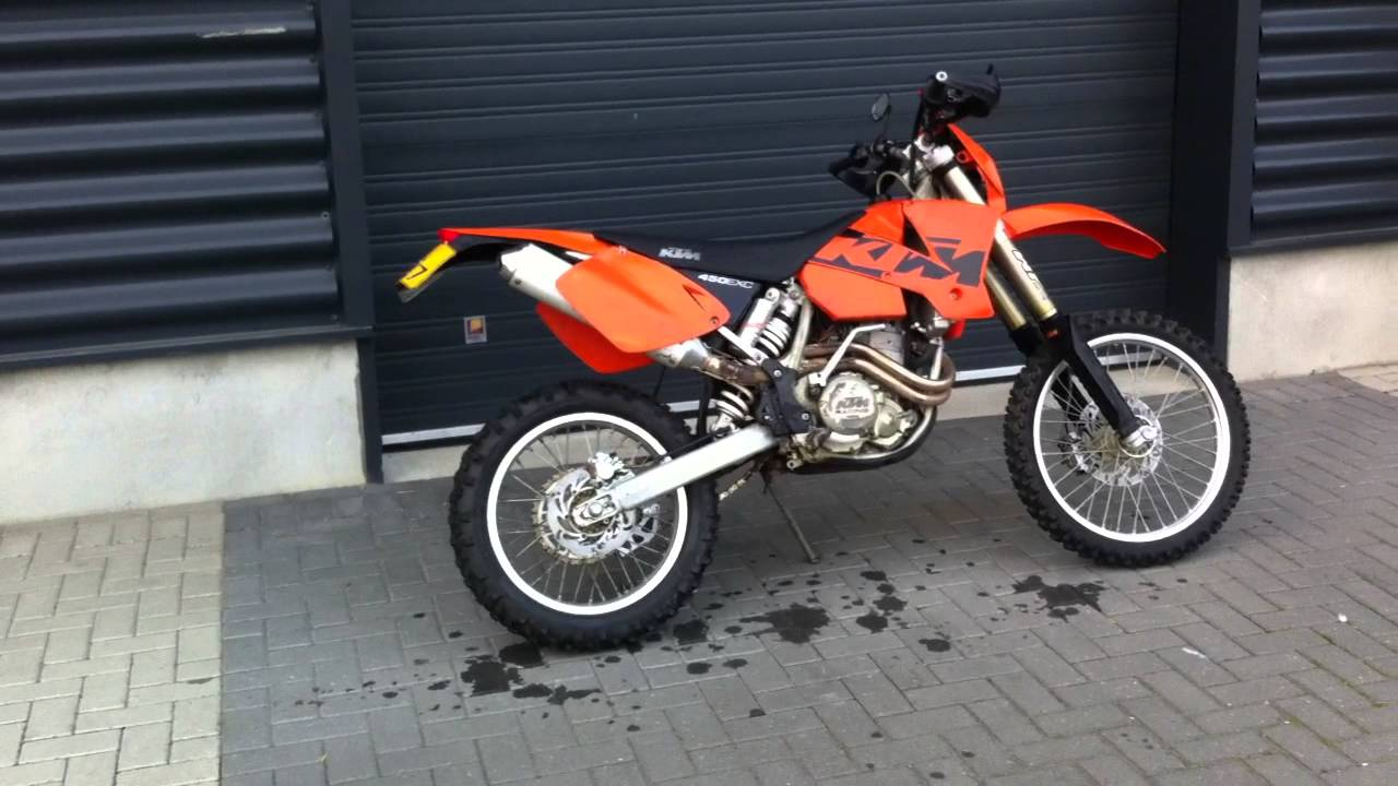 small resolution of ktm 450 exc 2001