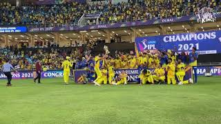 Super Champions 2021 💛🦁 | We are the Chennai Boys.! #WhistlePodu