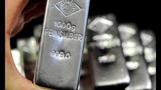 Gold und Silberpreis - Megadrückung am Hexensabbat!