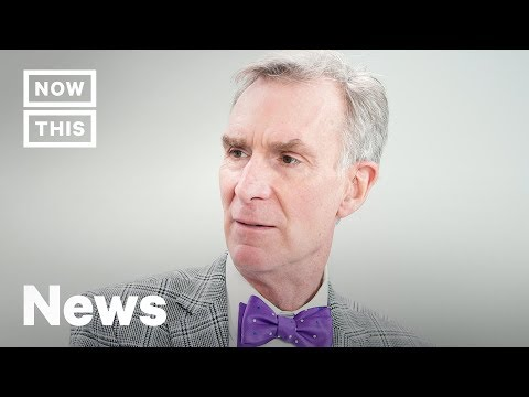 Bill Nye the Science Guy on Trump's Climate Change Denial | NowThis