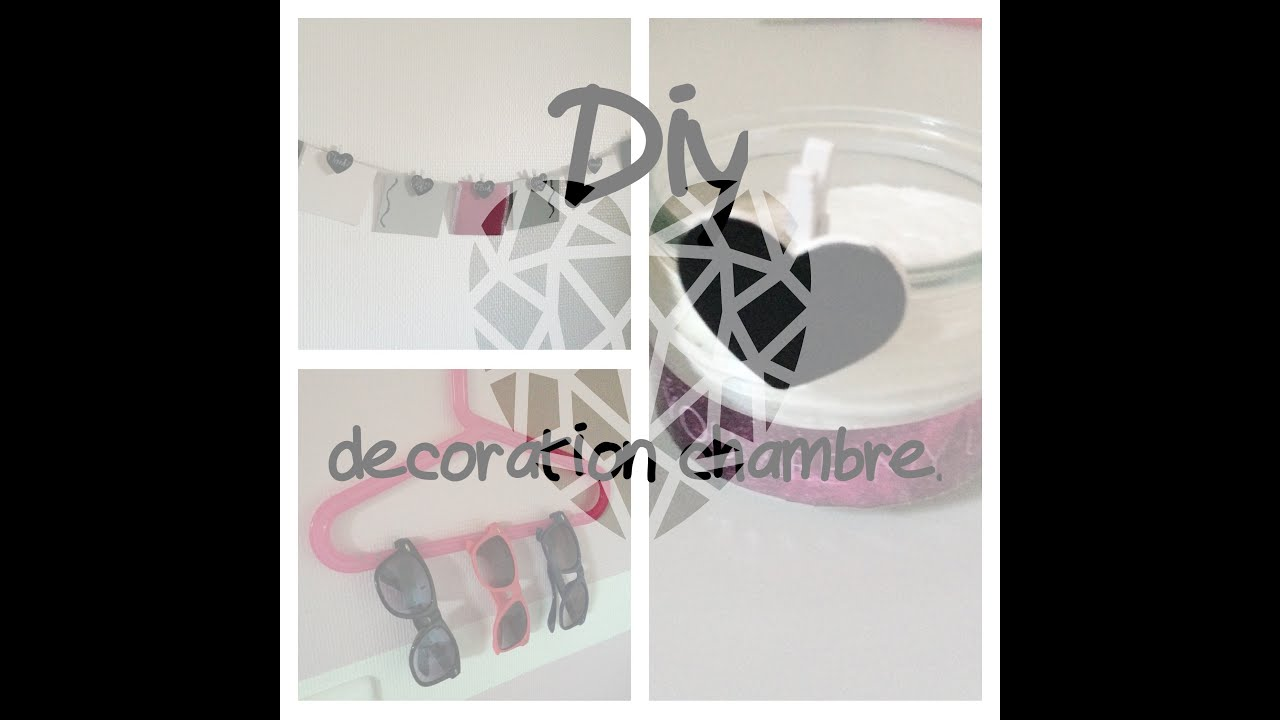 Diy d coration chambre pauline youtube for Decoration des chambres de nuit