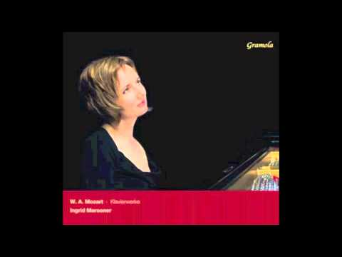 Ingrid Marsoner - W.A. Mozart Klavierwerke Sonate Nr. 14