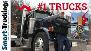 Why Kenworth and Peterbilt Trucks Are Better Than the Rest