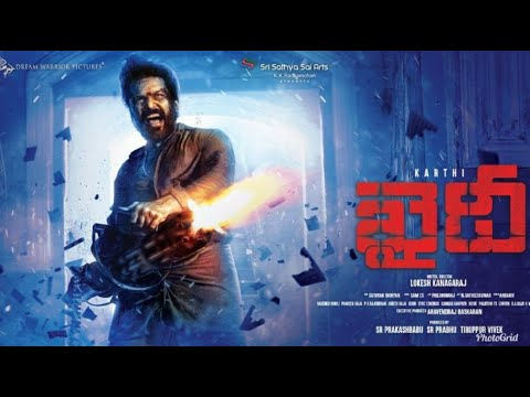 KHAIDI Review   USA Premiere Show   Must Watch   KARTHI , Lokesh Kanagaraj   THYVIEW