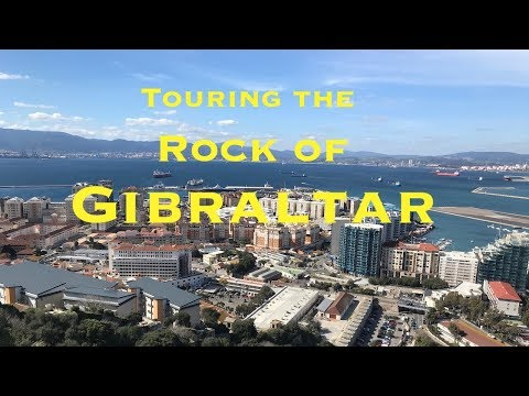 Touring the Rock of Gibraltar