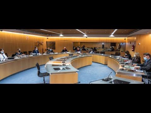 La mesa de diálogo social del Plan de Reconstrucción acuerda la constitución de grupos de trabajo