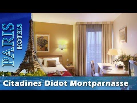 Citadines Didot Montparnasse - Paris Hotels, France