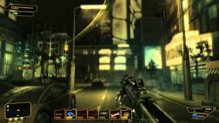 Deus Ex Human Revolution Low vs medium vs high settings dx9
