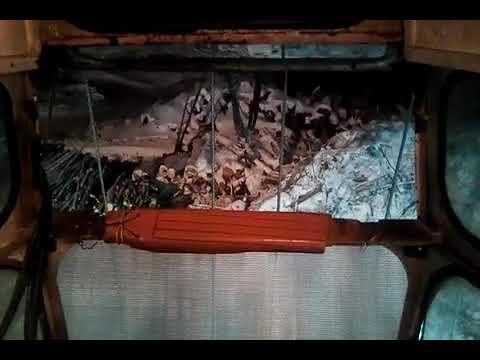 Кран ККС-10 с гидравлическим грейфером,обзор#1 кабина