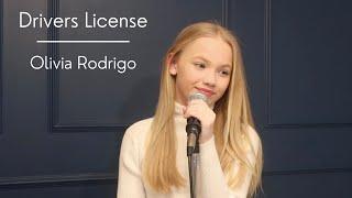 Olivia Rodrigo - Drivers License   Cover