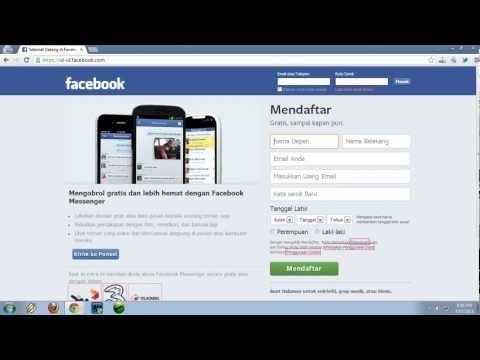 Cara Membuat Facebook Terbaru 2016