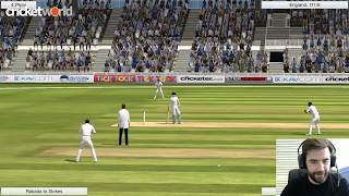 Cricket Captain 2017 Gameplay First Look | Woody [REC]