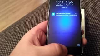 Смартфон Meizu M3S як налаштувати сканер відбитку пальця