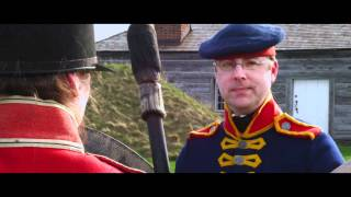 Fort George  Niagara on the Lake HD