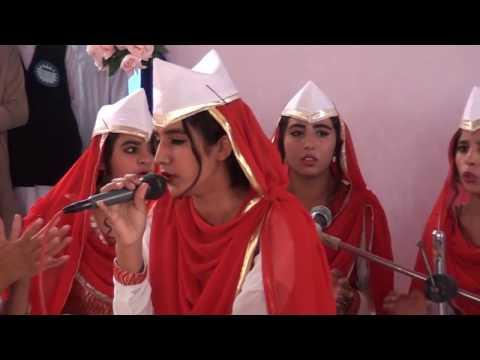 Tumhen Nokri Bhool Jani Pary Ge Funny Qawali in Shahani School, Bhakkar