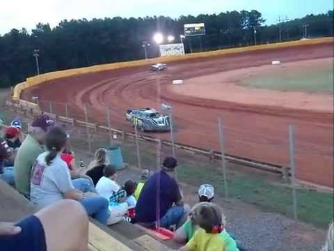 modoc speedway crate late model hotlaps