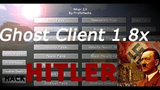 Minecraft - Ghost Client Injetavel 1# Hitler (Indetectavel)