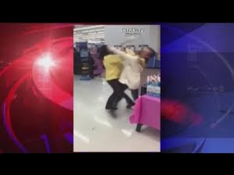 Walmart Jackson Hewitt Fight