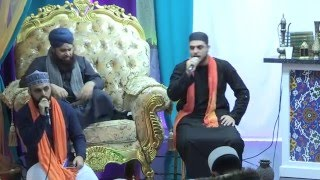 Qasidah Burdah | Hafiz Habib Jaami Saqibi & Owais Raza Qadri