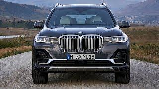 2019 BMW X7 – Exterior, Interior