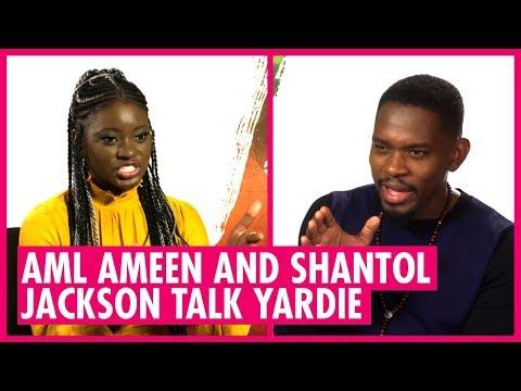 Aml Ameen and Shantol Jackson Speak On The Cultural Significance Behind Yardie