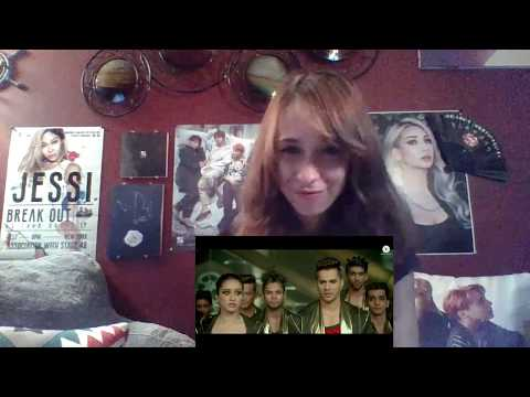 BOLLYWOOD MV - BEZUBAAN PHIR SE DISNEY'S ABCD 2 REACTION