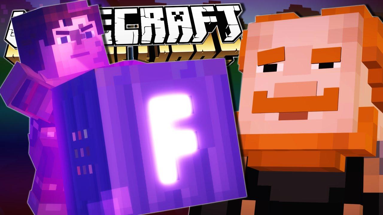 Minecraft Story Mode The Formidi Bomb Episode 3 3 Safe