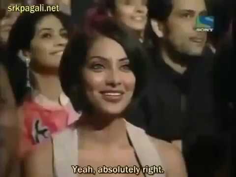 live comedy  akshay kumar,saif ali khan, and shahrukh khan