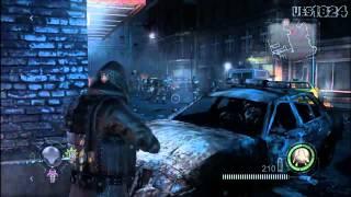 Resident Evil: Operation Raccoon City Pc Parte 3 HD Español
