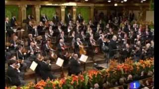 Marcha Radetzky - Concierto año nuevo 2009 (Barenboim)