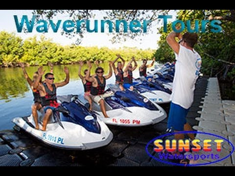Key West Wave Runner & Jet ski Tours and Rentals