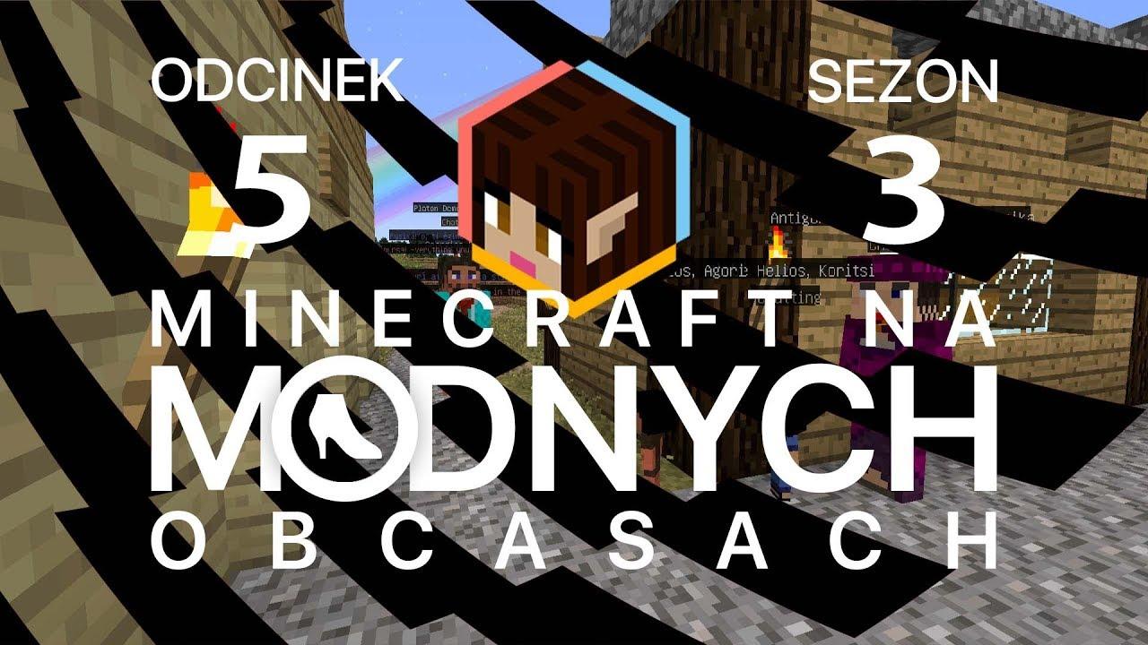 "Minecraft na ""modnych"" obcasach Sezon III #05 – Romany mnie pobiły!"