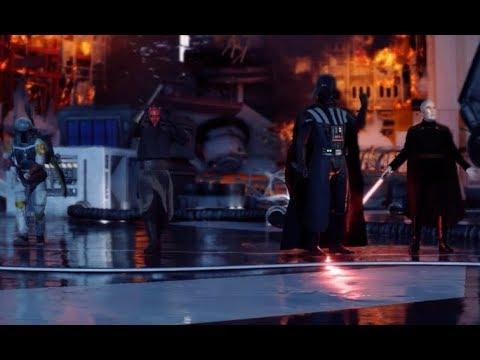 Star Wars Battlefront 2 Heroes Vs Villains 643 Count Dooku MVP thumbnail