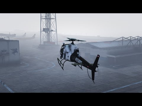 LSPDFR - Day 542 - Entering Airport Airspace