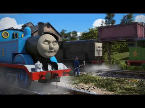 Thomas And Friends Diesel And The Ducklings
