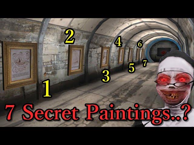 ? Evil Nun  ?Secret Room And Easter Egg !