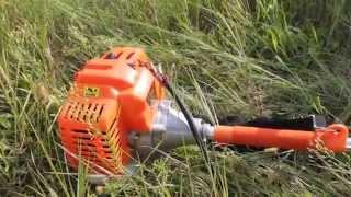Сборка мотокосы (бензокосы) Днипро М БТ-430