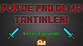 Minecraft PVP'de Pro Olma Taktikleri