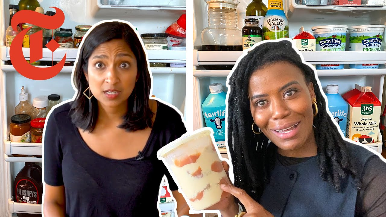 Download Priya's Fridge Makeover | How To Organize Your Fridge | NYT Cooking