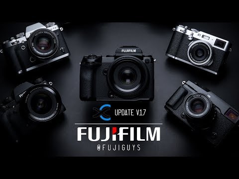 Fuji Guys - FUJIFILM X-Acquire Update V.1.7 - Walkthrough