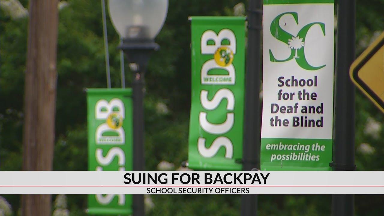 Deaf And Blind School Stiffed