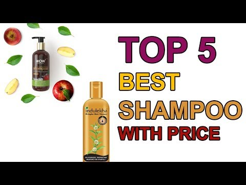 top-5-best-shampoo-in-india-with-price-||-best-shampoo