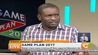 Game Plan 2017: Battle for Nairobi governorship