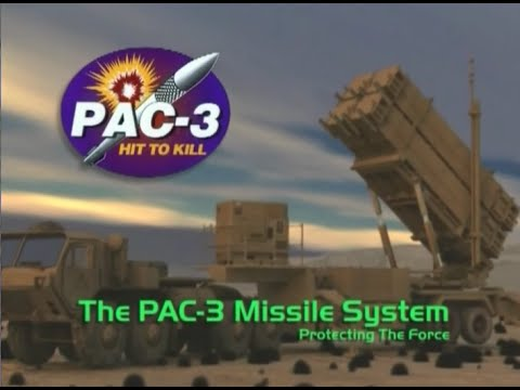 PAC-3 Missile System: Protecting The Force